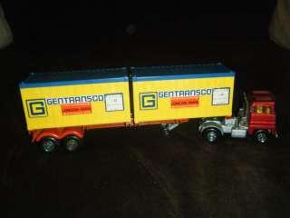 1973 MATCHBOX SUPER KINGS K 17 TRAILER SCAMMELL TRACTOR
