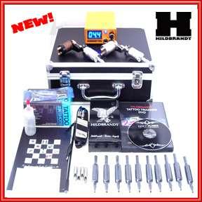 HILDBRANDT ROTARY tattoo machine gun GUNS machines kit