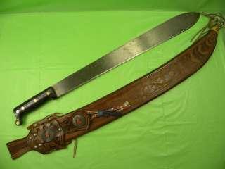 US USA WW2 Machete Knife Dagger Saber Sword