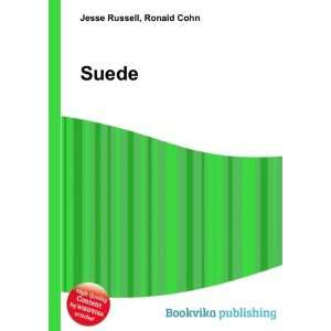 Suede Ronald Cohn Jesse Russell  Books