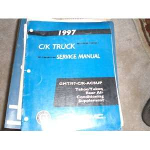 door Utility with Rear Air Conditioning): general motors co.: Books