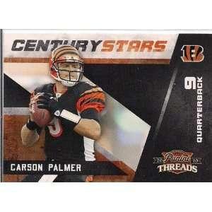 2010 Panini Threads Century Stars #2 Carson Palmer