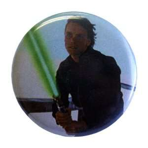 Star Wars Button   Luke Fight: Sports & Outdoors