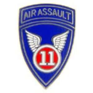 U.S. Army 11th Airborne Division Pin 7/8 Arts, Crafts
