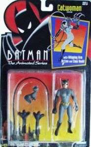 BATMAN: THE ANIMATED SERIES: CATWOMAN ACTION FIGURE