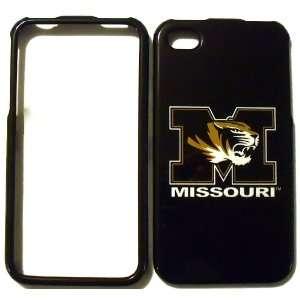 Missouri Tigers Mizzou NCAA Apple iPhone 4 4S Faceplate