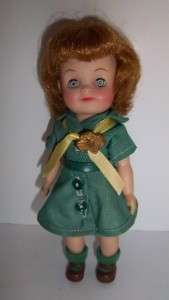 Effanbee Girls Scout Junior Doll 1965