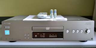 NS 3100ES SACD/DVD/CD player+MANUAL/REMOTE+MINT+FREE SHIPPING!