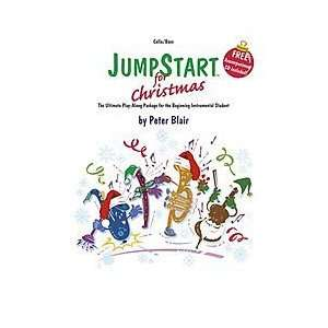 JumpStart for Christmas   Cello/Bass Musical Instruments