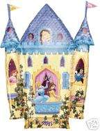 Disney CASTLE Fairy Princess Cinderella Party Balloons