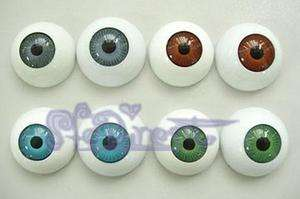 Wholesale 24 Hollow Eyeball fit Halloween skull mask