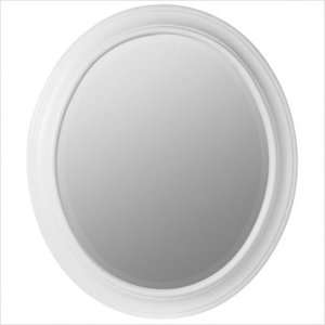 Cooper Classics ZPS1041Chelsea Oval Mirror in Chespeake