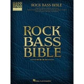 Leonard Hard Rock Bible Bass Guitar Tab Songbook Musical Instruments