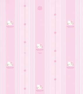 HELLO KITTY WALLPAPER PVC Sheet 50cm × 50cm NEW