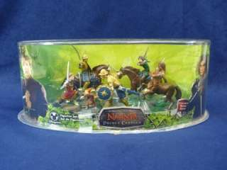 Chronicles of Narnia Prince Caspian Figurine 2 Sets