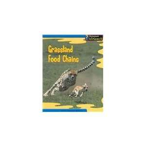 Grassland Food Chains (Food Webs) (9781403458674): Richard