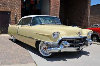 1955 Cadillac Coupe DeVille, Fully Restored Florida car, over $100k