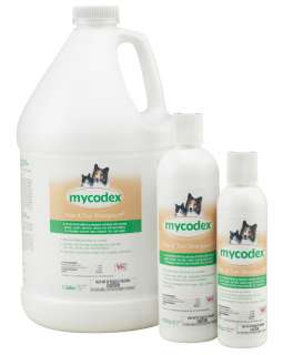Mycodex P3 Flea & Tick Shampoo Triple Strength (6 oz)