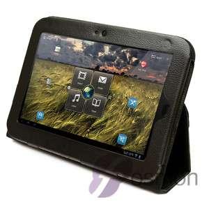 Fosmon Leather Folio Flip Stand Case for Lenovo IdeaPad K1 10.1