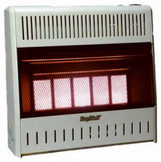 Kozy World 5 Plaque LP Gas Infrared Wall Heater KWP322