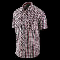 Nike Jordan Gingham Mens Shirt