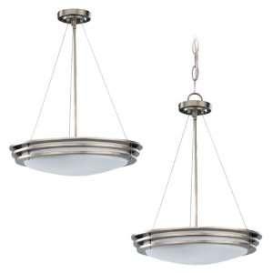 Sea Gull Lighting 69152BLE 962 Nexus 2 Light Pendant in