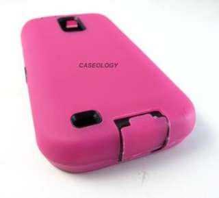 PINK IMPACT HARD CASE COVER TMOBILE SAMSUNG GALAXY S II 2 T989 PHONE