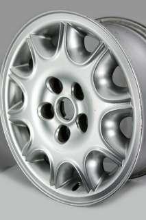 OEM 1998 1999 Jaguar XJ8 Starburst Wheel 16x7   59693 MNC6113AA