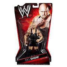 WWE Series 11 Action Figure   Big Show   Mattel