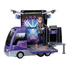 Justin Bieber Rockin Tour Bus and Concert Stage   The Bridge Direct