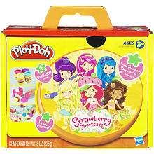 Play Doh Playset   Strawberry Shortcake   Hasbro