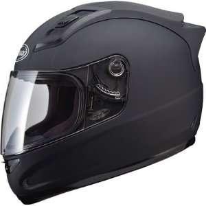 GMAX GM69 Full Face Street Helmet   Flat Black 3X   72
