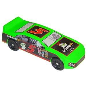 NASCAR Pinewood Derby Car Kit Toys & Games
