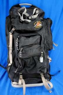 K2 Dana Design Longbed Extrenal Frame Backpack Pack Hiking Trail