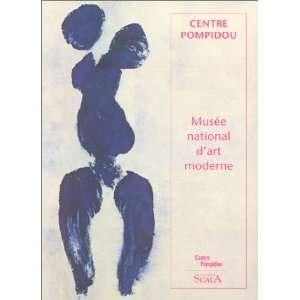 Centre Pompidou, Musee national dart moderne (Peintures et sculptures