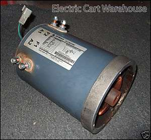 GE ELECTRIC MOTOR GEM CAR Golf Cart 72V 5BC59JBS6368