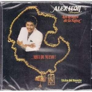 Los Leones De La Salsa Aqui De Alex Y Su Orquesta Leon