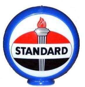 Gas Globe Standard Oil Co.