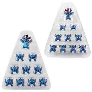 Cute 10x DISNEY Lilo&Stitch Figure Collection Set