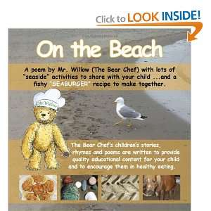 On the Beach (Bear Chef Stories & Rhymes) (Willow Cottage
