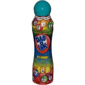 3 oz Bingo Dauber   Aqua (1 per package) Toys & Games