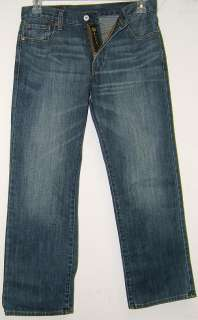 Lucky Brand Mens Vintage Straight Leg Jeans   Medium Wash