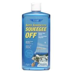 Ettore 30116 Squeegee Off Window Cleaning Soap, 16 Ounce