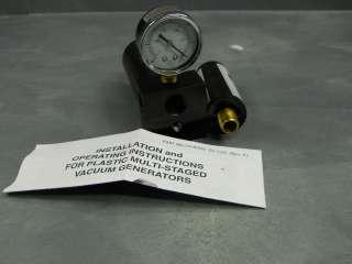 Gast VG 130 00 00 Venturi Vacuum Pump