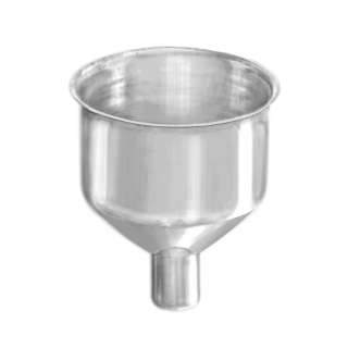 Mini Stainless Steel Funnel   Spices, Powders, Seeds, Beads