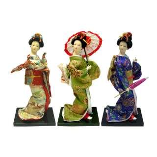Authentic Japanese Geisha Vintage Dolls 2# !