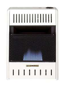 NEW BLUE FLAME NATURAL / PROPANE GAS HEATER 20000 BTU (Thermostat