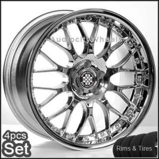 19 Inch Mercedes Benz Wheels&Tires E C CLK Rims