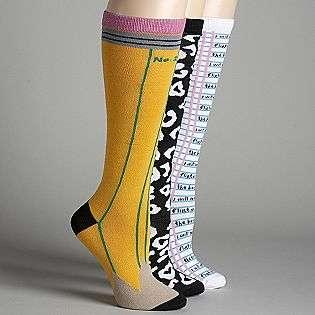 Pack Knee High Socks  Joe Boxer Clothing Intimates Socks & Hosiery