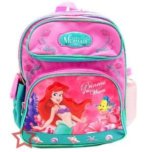 Disney Princess Ariel Backpack NEW, Disney Princess Lunch